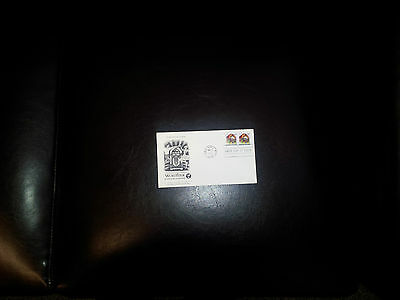 Wurlitzer First Day Cover, St. Patrick's Day 1995, Unique Jukebox Collectible!