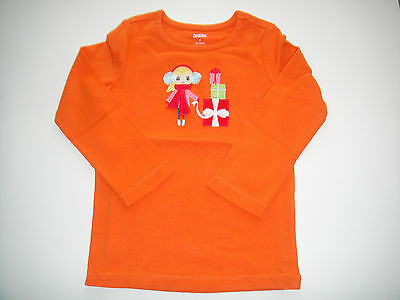 NWT Gymboree Girls Cozy Cutie Red Tree Top Size 3-6 12-18 M /& 2T