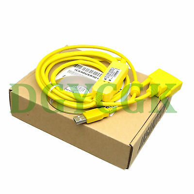IC690USB901 cable USB to RS422 adapter for Fanuc GE90-30 Series PLC win7 vista