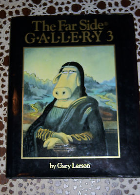 The Far Side Gallery 3 by Gary Larson (2002, Hardcover)
