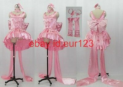 Chobits Chii Maid Cosplay Costume Custom