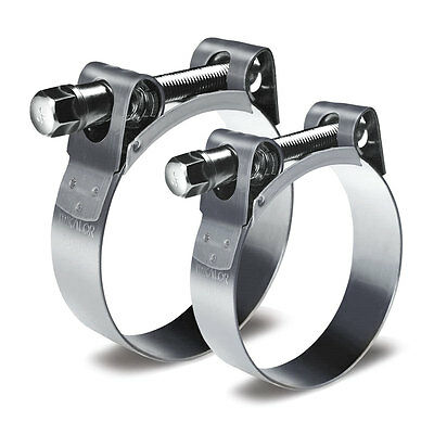 Mikalor Supra Hose Clamp - W2 Stainless Steel Hose Clip