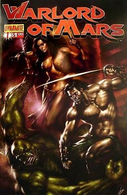 ERB John Carter WARLORD OF MARS # 1 Comic Variant Cover D 1:10 DEJAH THORIS