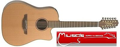 Takamine TEAN10C12 12 String Acoustic/Electric $1870 + postage (Free for Sydney)