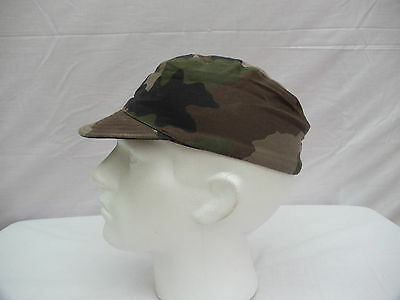 Genuine French Army Cce Camo Field Hat Cap Brand New