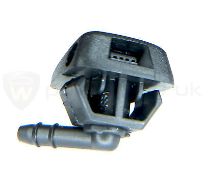 Alfa Romeo 156 Front Windscreen Washer Spray Jet Nozzle 7767818 GENUINE Alfa