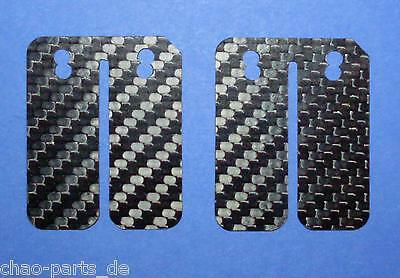 CHAO Carbon Membrane für Yamaha Neos 50 1997-2005 Stage1