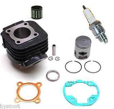 Kit Moteur Cylindre Piston joints cage bougie MBK Booster Spirit Stunt bw's NEUF