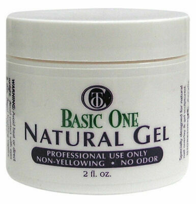 Christrio Basic One - Natural Gel 2oz  (3030N)