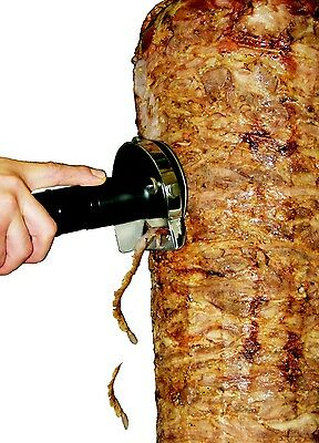 Heavy Duty Electric Gyros, Gyro, Shawarma, Kebab, Kebob Knife