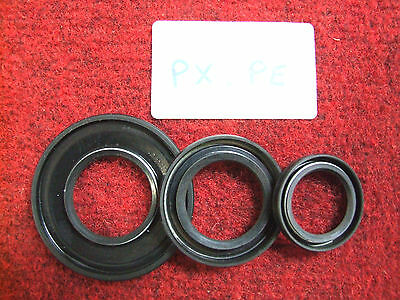 Oil Seal Kit.suitable For The Vespa Px And Pe Models