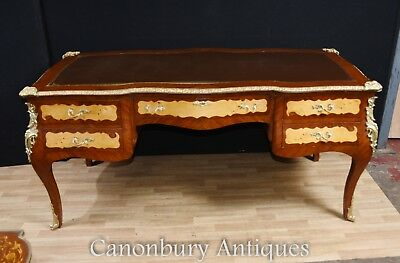 French Empire Napolean Writing Desk Bureau Plat Tables