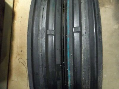 *2) 400X15, 400-15 3Rib Tractor Tires with Tubes