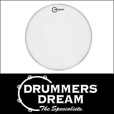 "Aquarian 10"" Super 2 Coated Tom Batter Drum Head-Great attack, projection, Depth"