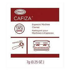 CAFIZA Espresso cleaner packets pack 3 x .25 oz. 12-esp100-14