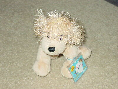 Webkinz Golden Retriever Puppy Dog with Sealed Tag Unused NEW