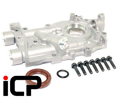 Genuine 12mm Uprated Oil Pump Fits: Subaru Impreza Forester Legacy WRX STi