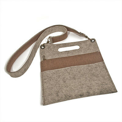 Hunting Bag - 13 X 11.9 Inch Grey, Brown