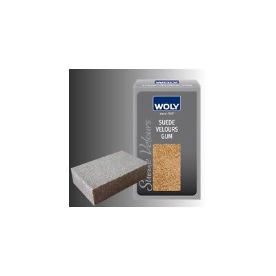 Woly Suede Velours Gum Cleaner For Cleaning Ugg Boots & Suede/Nubuck Shoes