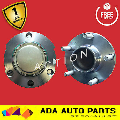 Holden Commodore Front Wheel Bearing Hubs VT VX VY VZ No ABS Pair
