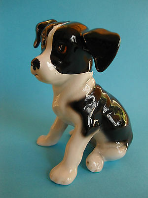 Vintage Sylvac Terrier Dog - Mongrel Puppy - Perfect