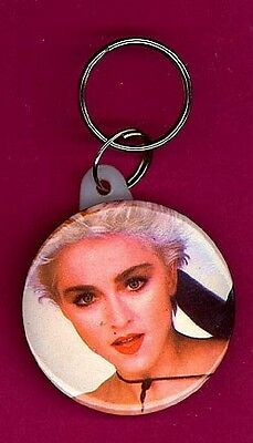 Madonna 1990 uk-made keychain keyring mint condition SPANISH OUTFIT JJ