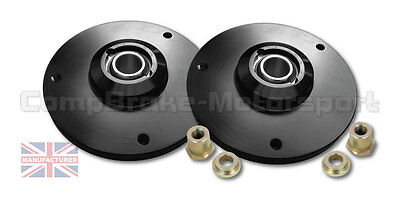 Bmw E21 Front Fixed Suspension Top Mounts (Pair) - Cmb0201