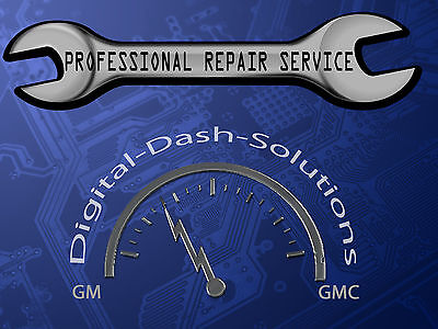 03-06 Gm Instrument Speedometer Gauge Dash Cluster Panel Test & Full Rebuild