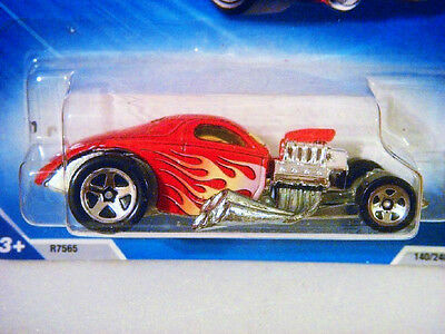 2010 HOT WHEELS  - 1/4  MILE  COUPE - 1/64