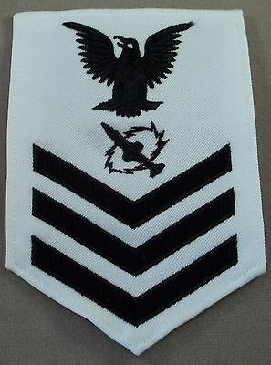 US Navy Petty Officer 1st Class Missile Technician Cotton Rate