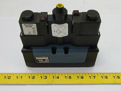 Rexroth 082 0031 051 with vent 24VDC 4A Pneumatic Solenoid Valve 1 834 484 205