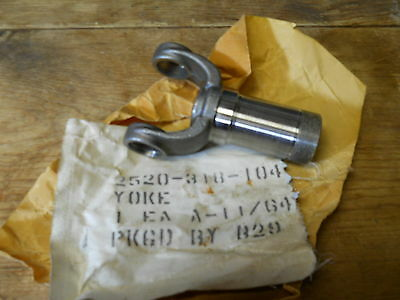 Jeep Willys M38A1 M170 NOS windshield channel for top original