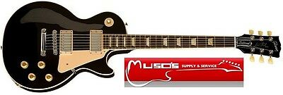 Gibson Les Paul Traditional EB Black 2010 $5299 w/case