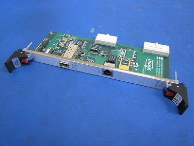 Spirent Abacus 5000 IFI3 Dual Media Rear Card ICG-3001R 81-03569-021-01