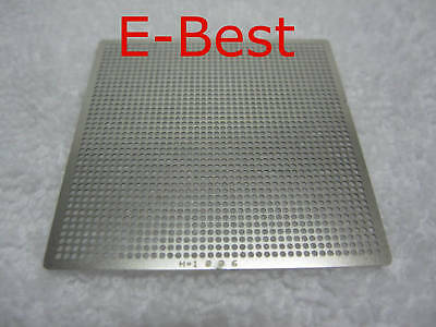 0.6mm 0.6 mm heat directly universal Stencil Template (pitch=1.0)