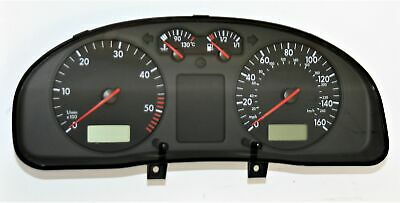 3B1 919 930 C VW  PASSAT B5 1.9 TDI VDO SPEEDOMETER SPEEDO GAUGES CLOCKS DIALS