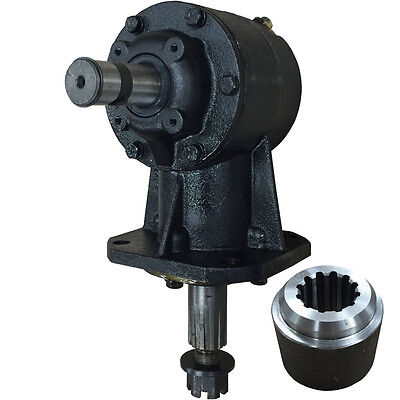 Rotary Cutter 45hp Gearbox Shear Bolt Input Shaft,250001, Free Shipping!