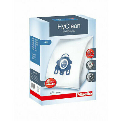 Miele Genuine Gn Hyclean 3D Efficiency Vacuum Bags