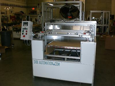 "Sibe Automation Vacuum Forming Machine 24"" X 36"" Automatic Infrared Heaters New*"