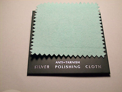 Silver polishing CLOTH silversmith tools cleaning jewellery shine clean polish