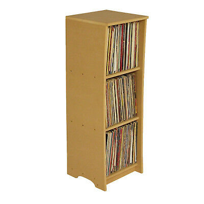 315 Record Storage, Vinyl Shelving, Top Quality - Kernow Carpentry (RS3)