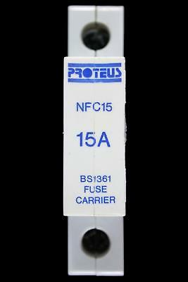 Proteus 15 Amp Fuse Carrier Holder Nfc15