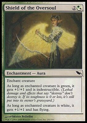 SCUDO DELL'ANIMA ECCELSA - SHIELD OF THE OVERSOUL Magic SHM Mint
