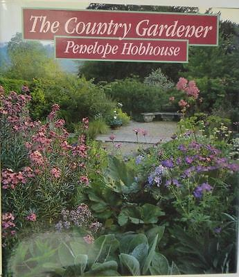 Country Gardener Penelope Hobhouse Flowers Garden Weeds Plants Spring London