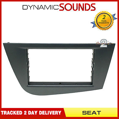 CT24ST29 Car Stereo Fascia Steering Wheel Interface Kit For Seat Leon 05-12