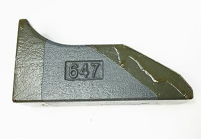 Bucking Bar 647 for Riveting use w/ Rivet Gun Ductile iron NEW