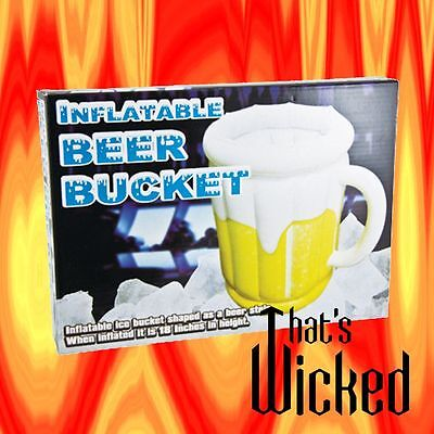 Inflatable Beer Bucket...the Perfect Portable Party Esky!!!!