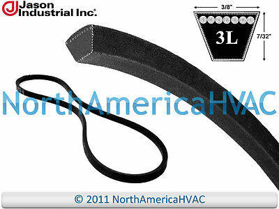3L480 V-Belt  3//8 X 48 SAME DAY SHIPPING FACTORY NEW!