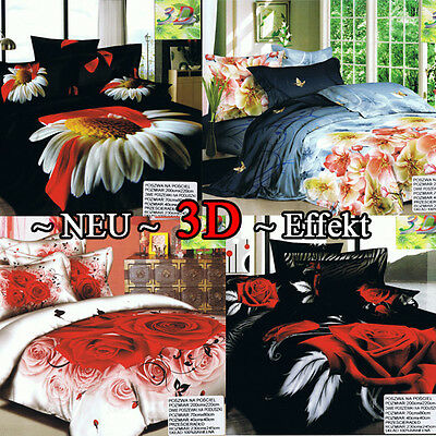 3 tlg bettw sche 240 x 200 220 bettgarnitur garnitur rot glanz satin neu. Black Bedroom Furniture Sets. Home Design Ideas