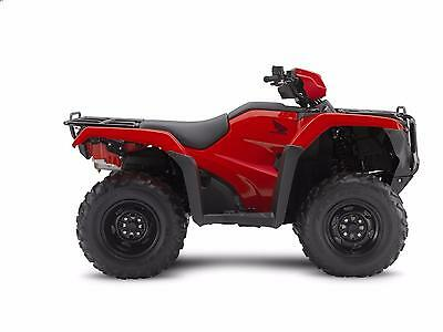 honda 2007 2010 trx420 fe fm te tm fpe fpm atv workshop repair service manual 10102 quality